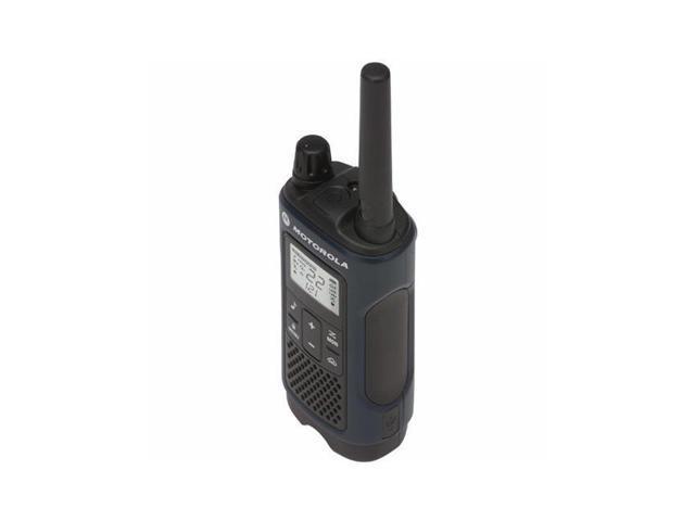 Motorola Talkabout T280 Rechargeable Two-Way Radio Bundle White