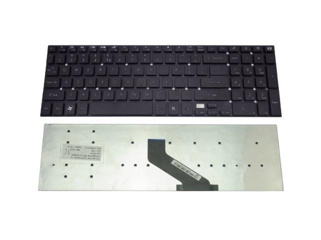 New US Black keyboard for Gateway NV57H83U NV57H84U NV57H94U NV57H99U