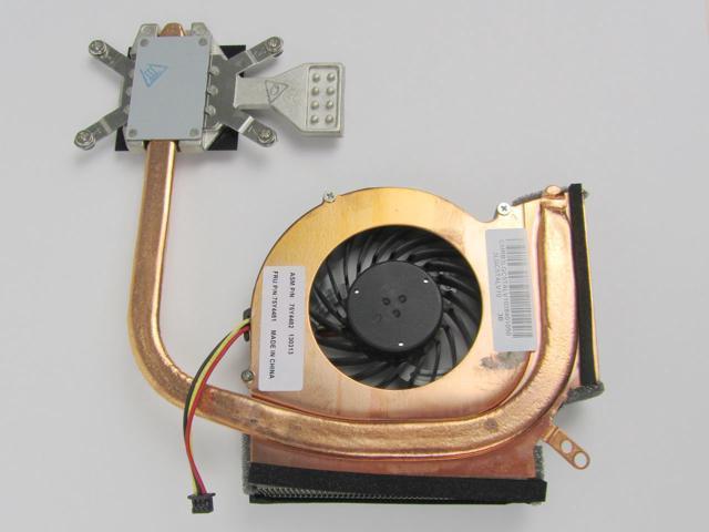 New Genuine Fan Heatsink For Lenovo ThinkPad Edge 14 75Y4482