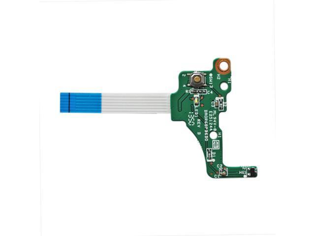 Power Button Board  For HP Pavilion 17-e009wm 17-e010us 17-e122ca 17-e122nr