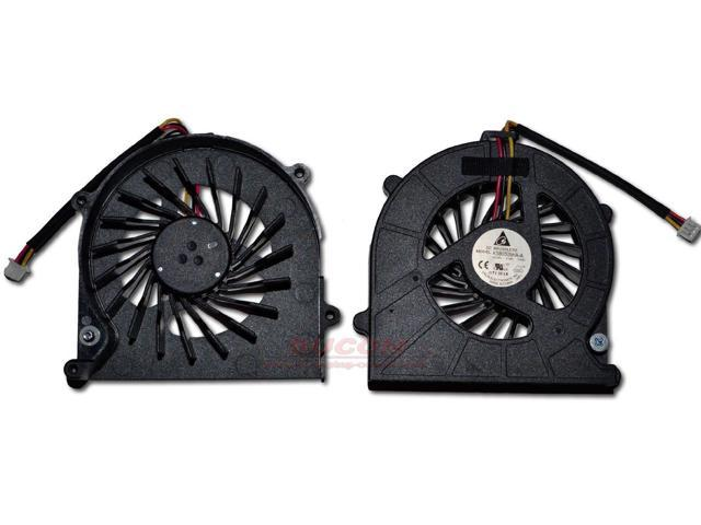 New CPU Cooling Fan Replacement for Toshiba Satellite C645 C645D P//N:V000230220 3-Wire Connector
