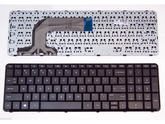 New For HP Pavilion 17-e131nr 17-e134nr 17-e135nr 17-e137cl Black US Keyboard