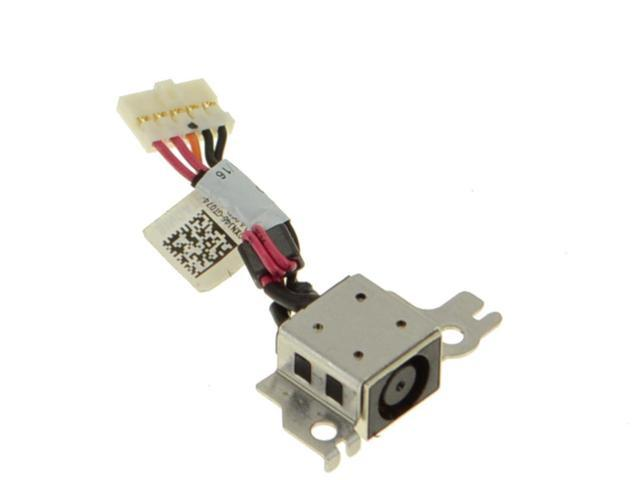 AC DC POWER JACK CHARGING PORT HARNESS CABLE PLUG FOR Dell Alienware 13 R2 VPY14