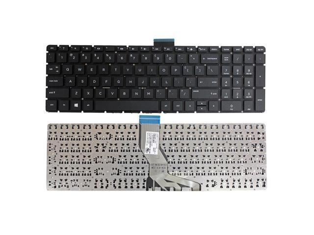 New FOR HP 250 G6 255 G6 256 G6 Laptop Keyboard US Black Without Frame