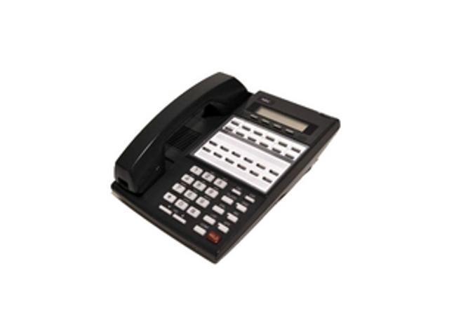 refurbished nec 80573 22 button speaker display phone black rh newegg com NEC DX7NA NEC DX7NA