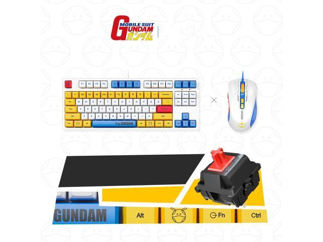 [ZHKZ_3066]  iKBC X GUNDAM RX-78-2 Limited Version Cherry MX Red USB Wired Mechanical  Gaming Keyboard and USB Wired 5000DPI Mouse ( Mouse Pad is Not Included) -  Newegg.com | Cherry Switches Wiring Diagram |  | Newegg.com