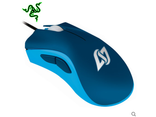 a3f0efa8aa7 Razer DeathAdder Ergonomic PC Gaming Mouse - CLG Exclusive Team Edition