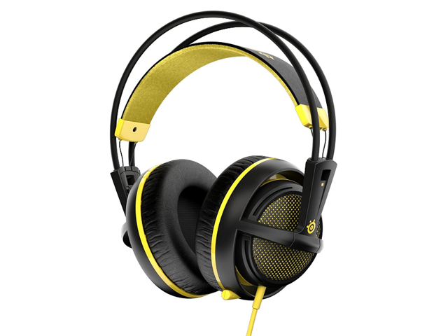 7953833de1b SteelSeries Siberia 200 (formerly Siberia v2) Gaming Headset OEM Without  Retail Package - Proton
