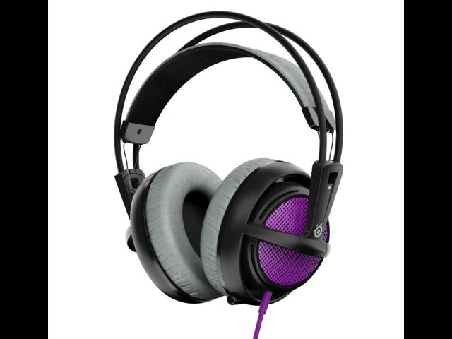 SteelSeries Siberia 200 (formerly Siberia v2) Gaming Headset OEM Without  Retail Package - Sakura Purple - Newegg com