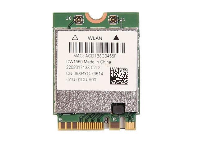 Broadcom BCM94352Z NGFF M 2 WiFi WLAN Bluetooth 4 0 802 11ac up to 867 Mbps  card 22*30mm - Newegg com
