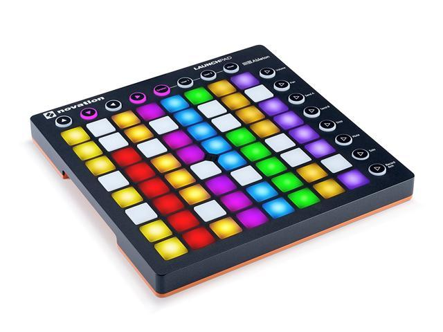 Novation Launchpad Ableton Live Controller with 64 RGB Backlit Pads (8x8  Grid) - Newegg com