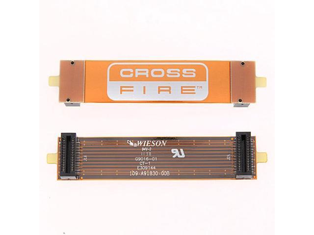 Crossfire Bridge Connector Adapter Flexible for ATI//AMD Video Graphics Card