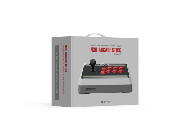 8Bitdo N30 Arcade Stick for Nintendo Switch, PC, Mac,iOS & Android -  Nintendo Switch - Newegg com