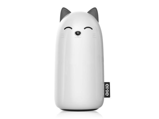 size 40 97347 192db EMIE Kitten 10000mAh Portable Charger ,5V 2.1A Cartoon Cute Cat Fast  Charging Power Bank USB Battery Pack External Battery for iPhone 7 Plus 6  6S Plus ...