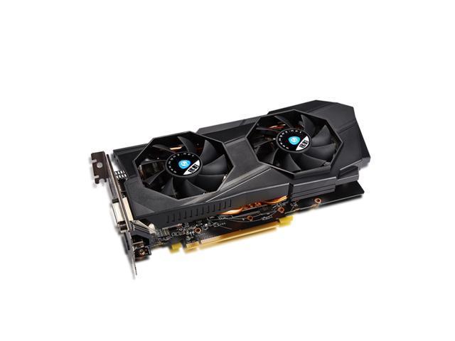 CORN AMD Radeon RX 570 Graphic Card Video Card GPU 4GB 256-Bit GDDR5 PCI  Express x16 HDCP DirectX12 DVI-D/DP/HDMI - Newegg ca