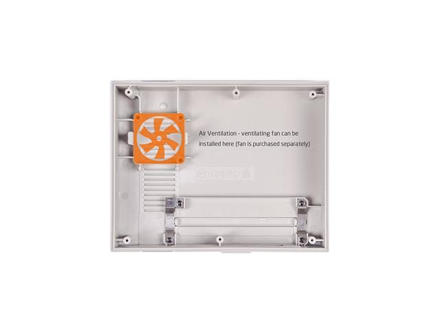 NES CASE functional POWER and RESET button NESPi Case for Raspberry Pi 3, 2  and B+ by Corn Electronics - Newegg com
