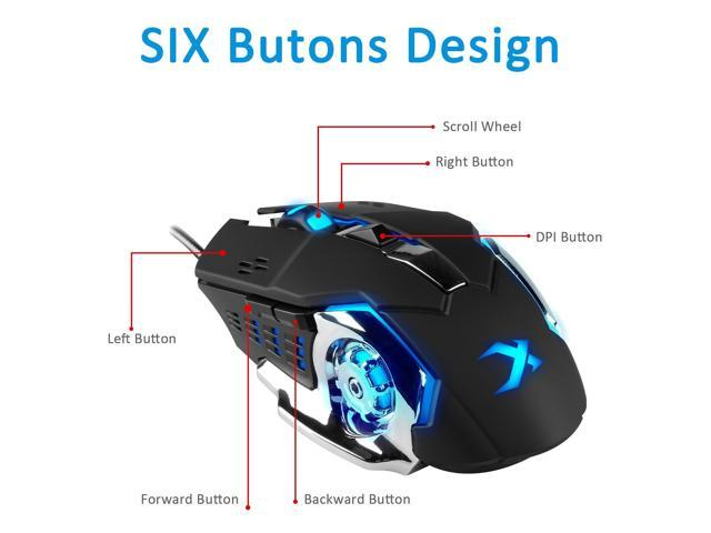 Lenrue Gaming Mouse Driver Download