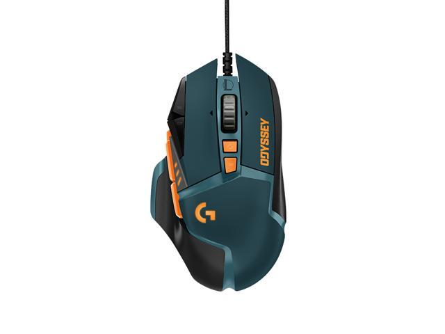 Logitech G502 HERO High Performance 12 Buttons Gaming Mouse League of  Legends Customized Version,16000DPI, Long Lifespan Up to 55 Million Clicks,  Hero