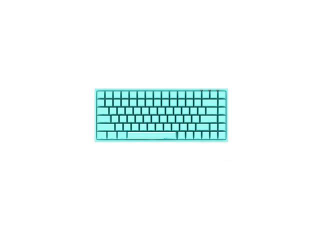 Ducky 3084 Mint Green Side Engraved PBT Keycaps 84Keys Mini Design  Mechanical Keyboard - Cherry MX Brown - Newegg ca