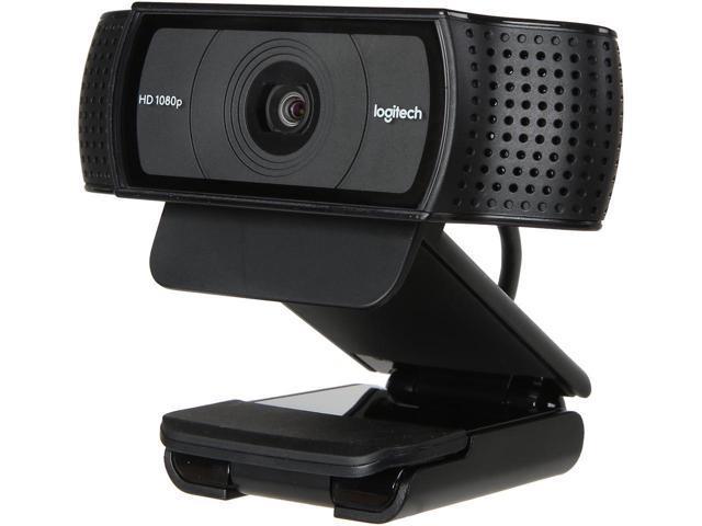 Used Like New Logitech Hd Pro Webcam C920 Widescreen Video