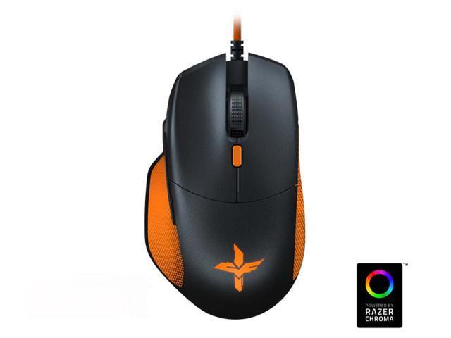 Razer Basilisk Essential Version -Ergonomic 6400DPI Chroma Colorful  16 8Million Light Gaming Mouse - CF Edition - Newegg com