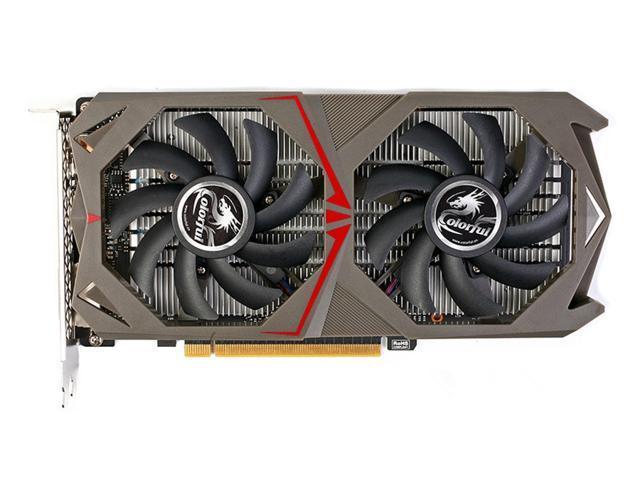 Used - Like New: Colorful NVIDIA GeForce GTX1050TI 128-Bit