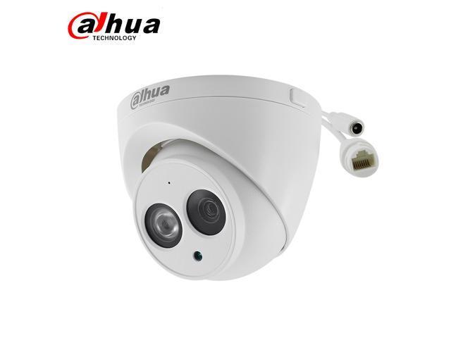Dahua OEM IPC-HDW4433C-A 4MP Dome Network IP IR Camera Built-in Mic Audio 2.8mm