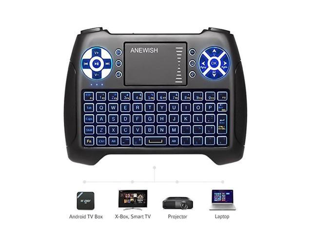 2.4G Mini Wireless Keyboard Touchpad Combo Multi-Media Portable Handheld for PC Smart TV Box Media Mini TV PC Stick