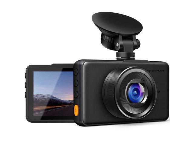"Dash Cam APEMAN Dashboard FHD 1080P Car Camera DVR Recorder with 3.0/"" LED Screen"