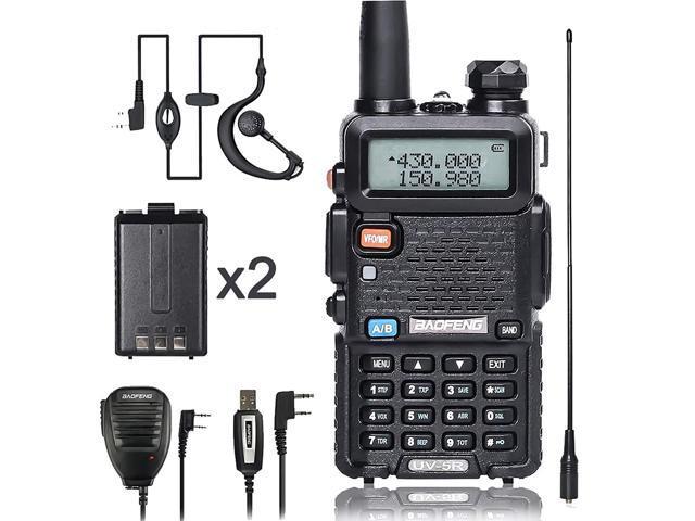 Walkie Talkie Antenna NA-771 High Gain UV Dual-band Antenna For BaoFeng BF-UV5R