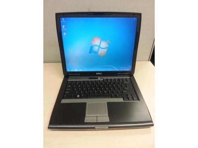 Dell Laude D530 15in Laptop Win 7 Pro Microsoft Office 07 Intel Core 2 Duo