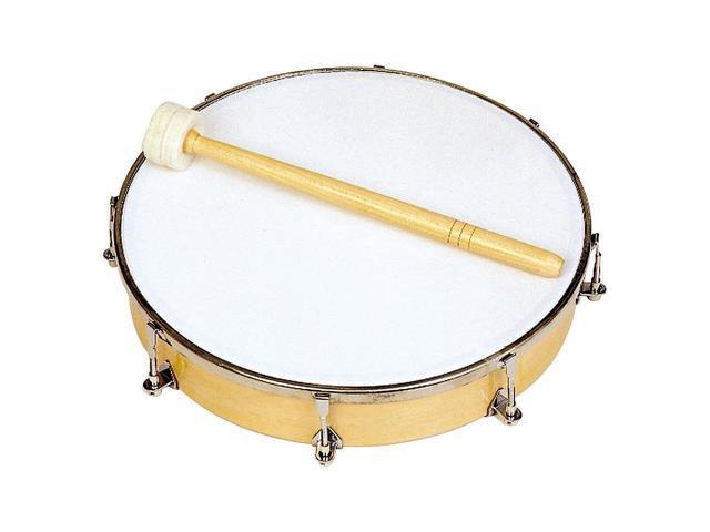 Rhythm Band School Children Kids Musical Instrument 10 Tuneable Hand Drum -  Newegg com