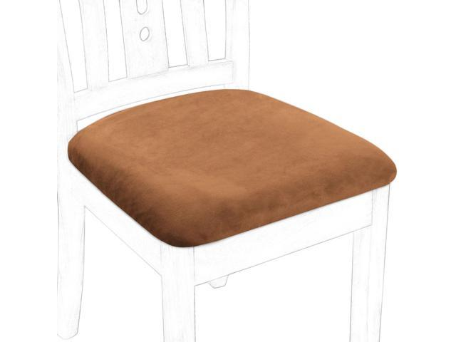 Chair Seat Cover Cushion With Ties, Dining Room Seat Covers With Ties