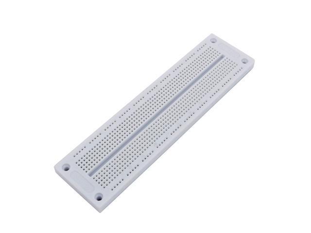 Unique Bargains Beige Universal 700 Tiepoint Electronic Circuit Solderless  Breadboard SYB-120 - Newegg com