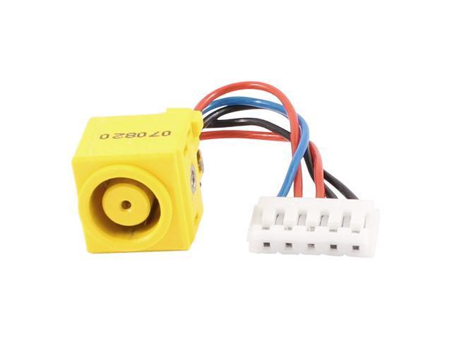 DC Power Jack Socket /& Cable Lenovo IBM Thinkpad R61
