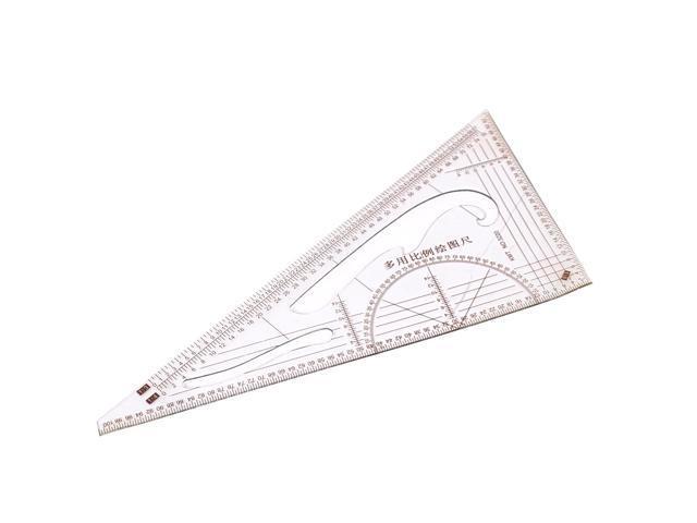 Unique Bargains 13 14 15 Proportion 90 Degree Triangle Scale