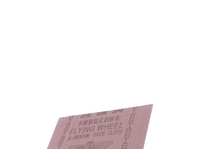 25 Pcs 27 x 23cm Wet Dry Aluminium Oxide Abrasive Cloth Sandpaper Sheets 80  Grit - Newegg com