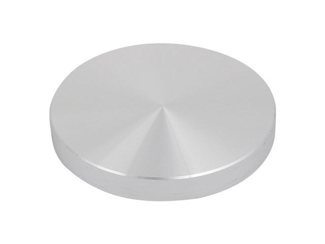 60mmx8mm M8 Tea Table Glass Top Circle Aluminum Disc Adapter