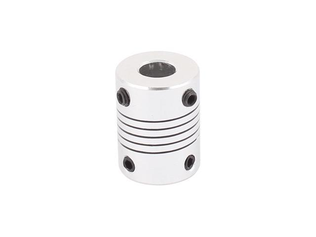 Motor Shaft Dia 8mm to 10mm Joint Helical Beam Coupler Coupling Ballscrew  D19L25 - Newegg com