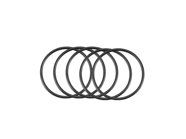 50Pcs 20mmx1mm Nitrile Rubber O-rings Heat Resistant Sealing Ring Grommets  Black - Newegg com