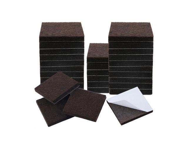 Felt Furniture Pads Square 1 Self Adhesive Anti Scratch Floor