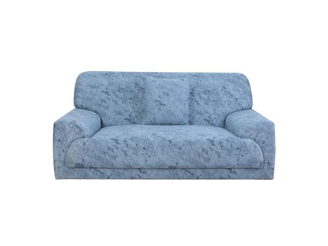 Sofa Slipcover for 1 2 3 4 Seater Couch Spandex Polyester ...