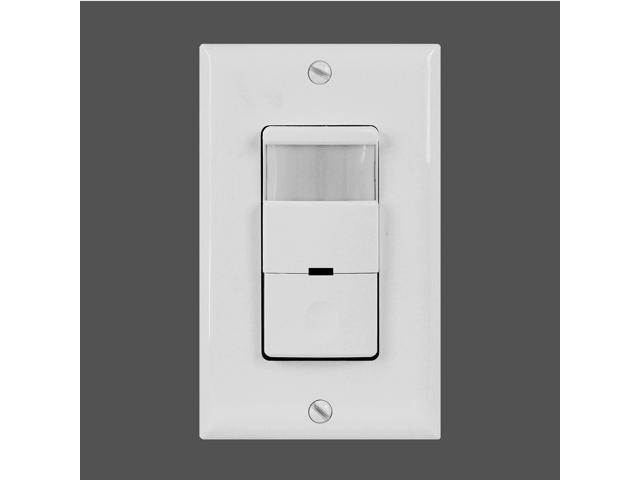 Motion Sensor Light Switch Wiring Diagram Occupancy Sensor Switch