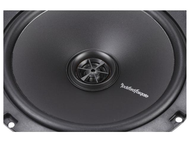 """Rockford Fosgate T1650 Coaxial 6-3//4/"""" 2-Way Power Series Car Stereo Speakers New"""