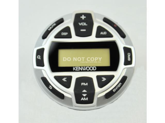 kenwood kca rc55mr marine wired remote for kmr 550u 555u 700u 440u rh newegg com kenwood kmr-550u manual Kenwood Marine KMR-550U