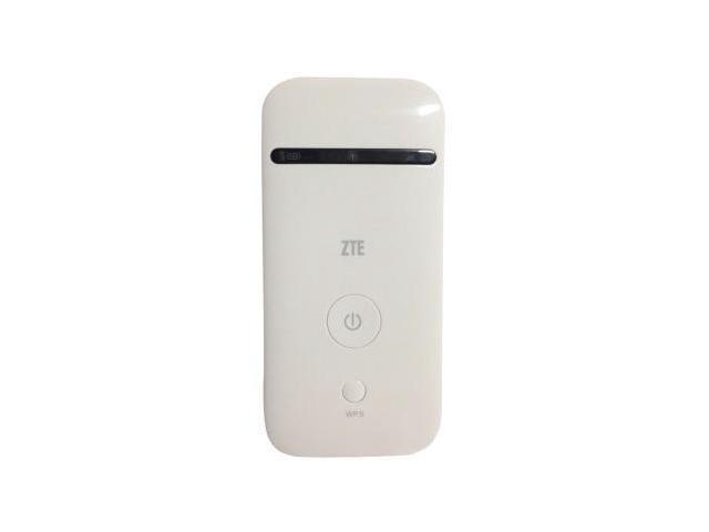 Unlocked ZTE MF65 HSPA+ 21 6Mbps 3G UMTS 2100MHz Wireless Router Pocket  WiFi Mobile Broadband - Newegg com