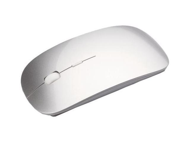 52c50a500cc Silver Rocksoul MS102 Bluetooth Laser Mouse for MAC,1000 cpi, 2 Buttons, 1