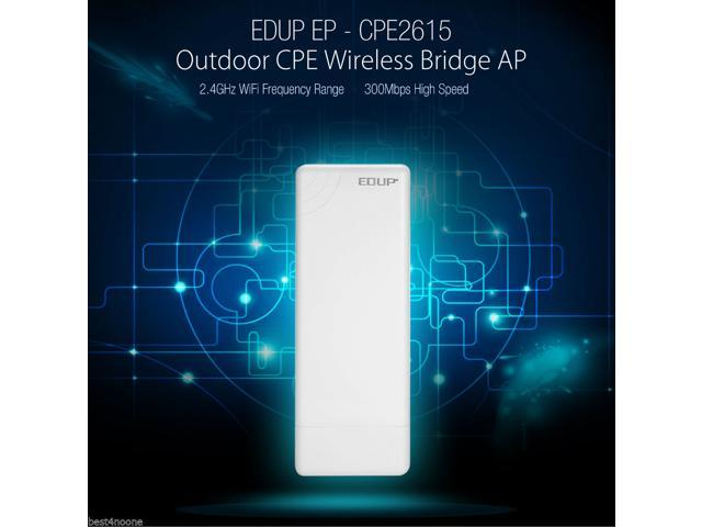 EP - CPE2615 300Mbps Wireless 2 4GHz Outdoor CPE Bridge AP CHINESE PLUG -  Newegg com