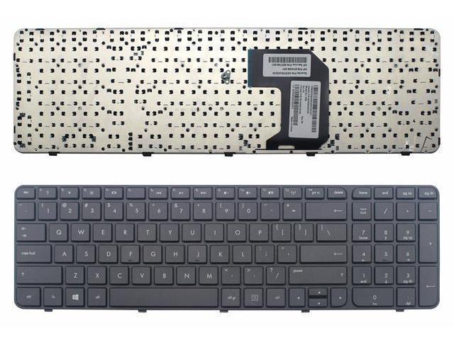 New Keyboard For HP Pavilion G7-2000 G7-2100 G7-2200 G7-2300 Series With Frame