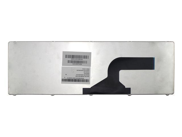 Laptop Keyboard Compatible for ASUS PN AENJ2U00030 04GN1R2KUS00-2 MP-10A73US69206 04GNQX1KUI00-1 04GNQX1KUI00-2 US Layout Black Color